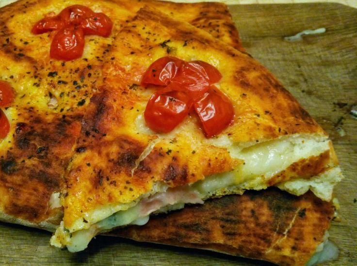 RETETE VECHI SI NOI : PIZZA CALZONE