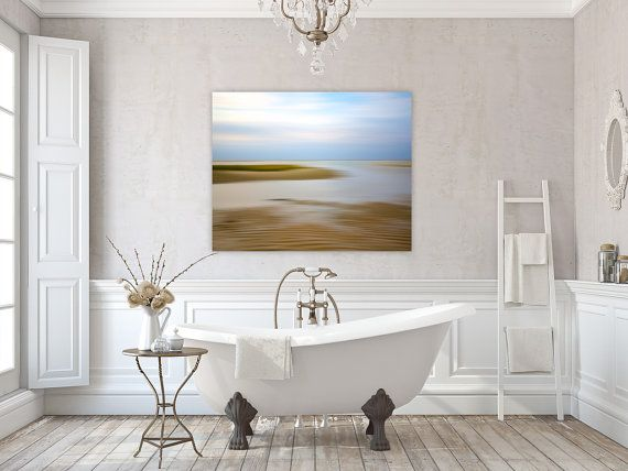Chapin Beach  Dennis MA Cape Cod Canvas by PhotographsbyJoules