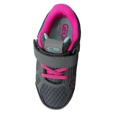 Toddler Girls' Premier 4 Performance Athletic Shoes C9 Champion - Gray 11, Toddler Girl's