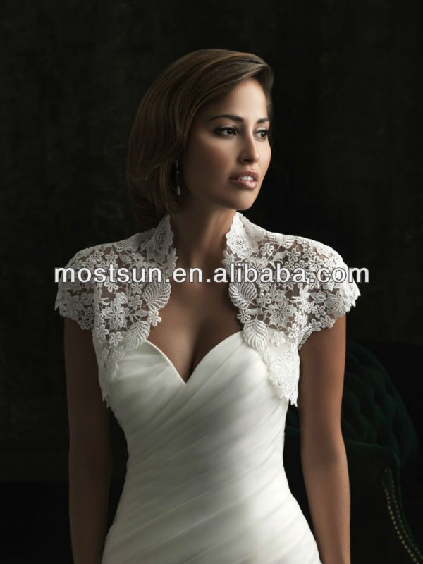 Lace Bridal Jackets And Wraps