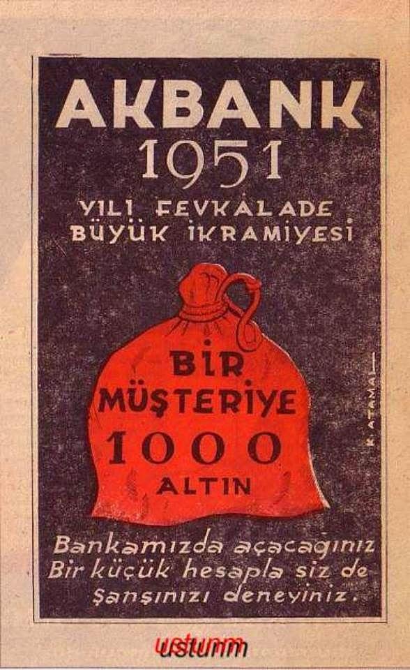 Akbank - 1951