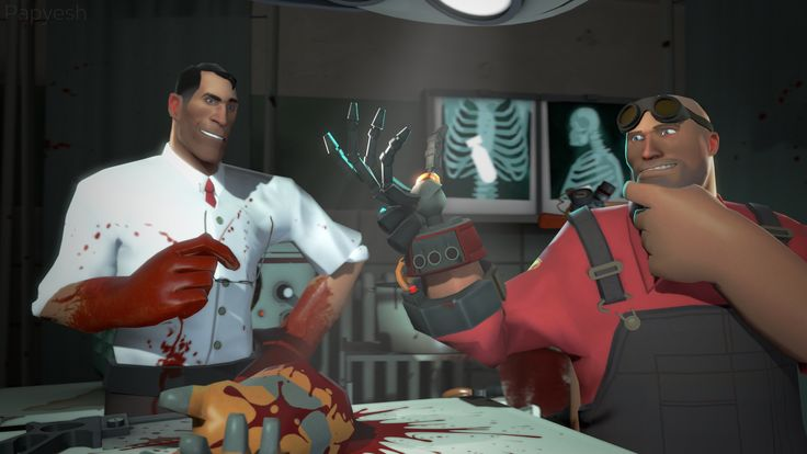 For Science (remastered) [SFM] #games #teamfortress2 #steam #tf2 #SteamNewRelease #gaming #Valve