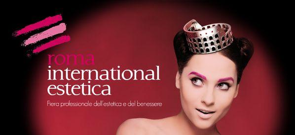 Roma International Estetica dall'8 al 10 febbraio