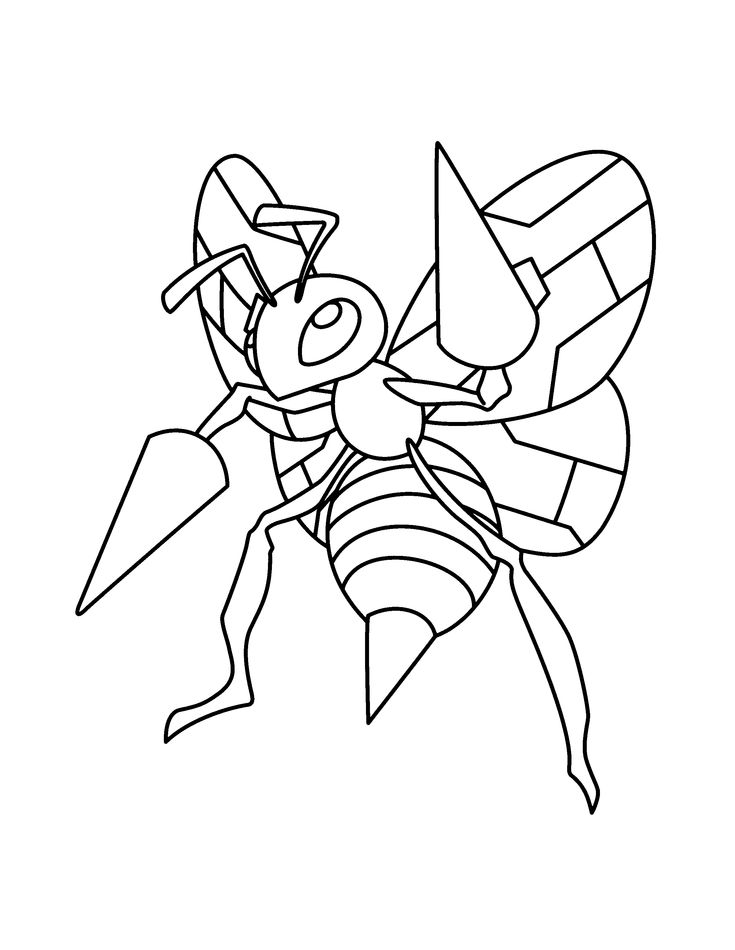 Advanced Art Coloring Pages : Pokemon advanced coloring pages color