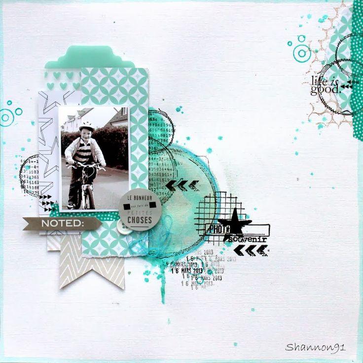 Bienvenue sur le blog créatif de la boutique Scrapatalie.com, découvrez les Kits, les idées, tutoriels et les réalisations de l'équipe...