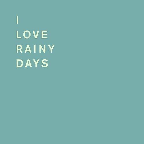 I Love Rainy Days Quotes: 17 Best Rainy Sunday Quotes On Pinterest