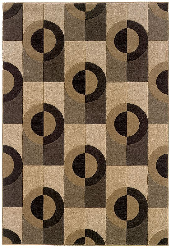 Floor Your Guests W/ The #retro Chic Design Of This #Havertys Tones