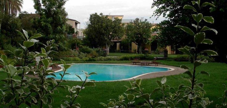 Villa con piscina b9
