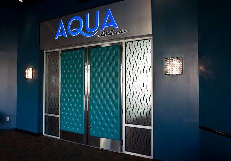 AQUA entrance