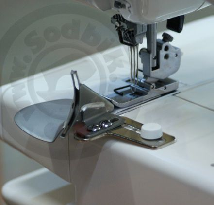 Улитка для одинарной подгибки вшиваемой ленты (косой бейки) 40 мм, Merrylock, Babylock