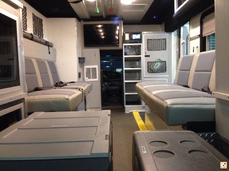 16 Best Ambulance Camper Images On Pinterest