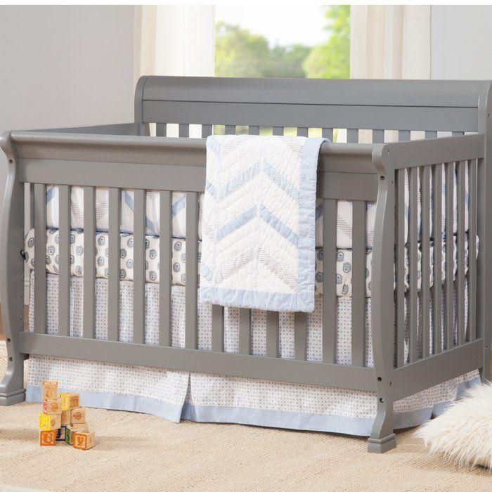 Kalani 4 In 1 Convertible Crib Baby Cribs Convertible