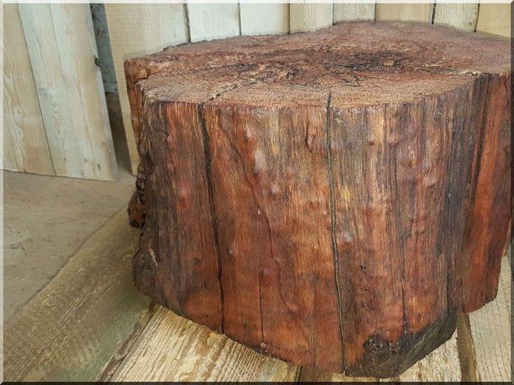 Berkenye rönk kis asztal Diy bútorok készítéséhez fa rönkök!