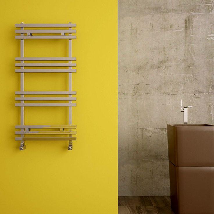 Die besten 25+ Beheizbare Handtuchstange Ideen auf Pinterest Bad - badezimmer heizung elektrisch