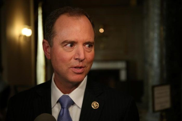 Adam Schiff Drills Trump On Checks And Balances While Ominously Mentioning Money Laundering.. The President is trying to destroy any check on his power. Rep. Schiff's specific mention of money laundering was intriguing because it is the second time in two days that Trump, his family, his businesses, and his associates have been mentioned in the same sentence as a serious crime.