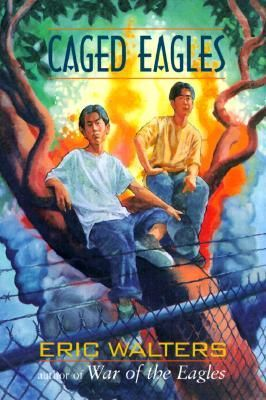 PBHF F WAL Caged Eagles. During World War II, Tadashi Fukushima and his family are forced by government edict to abandon their home and along with other Japanese-Canadians, journey to an internment center where they await an uncertain fate. For Tadashi, 14, detention becomes both an adventure and a dilemma as he tries to understand the undercurrents of racism and injustice that have overtaken his life.