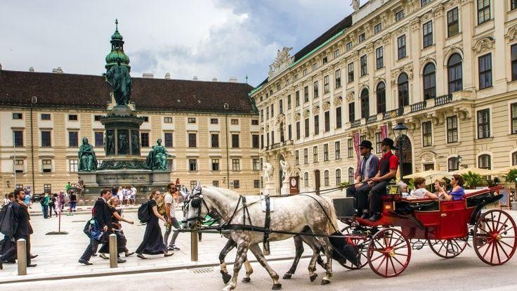 Flüge von Deutschland nach Wien für nur 39,50 Euro!
