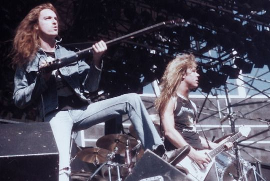 Metallica live at Oakland, CA, USA on «Day On The Green»,    1985