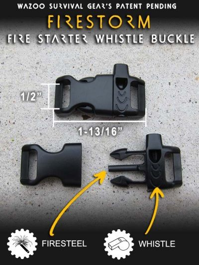 Full Review: The 'Wazoo Survival Gear' Minimalist Survival Bracelet  