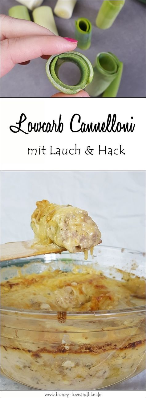 Ich zeige euch Step by Step wie man leckere Lowcarb Cannelloni zubereitet. Wer vermisst da schon normale Nudeln? #lowcarb #lowcarbNudeln #lowcarbCannelloni