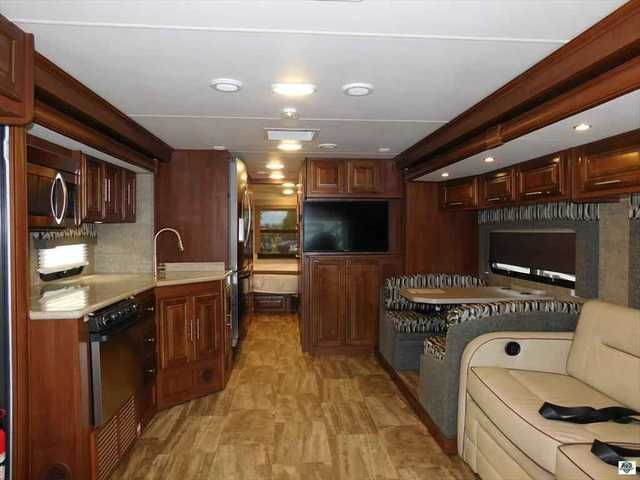 2016 New Forest River Georgetown 328 TSF Class A in Florida FL.Recreational Vehicle, rv, Come visit Palm RV at 16065 S. Tamiami Trail in Fort Myers Florida 33908, and our Towable Division at 15700 S. Tamiami Trail. Sales, Service & Consignments. We pride ourselves in maintaining a pristine fleet of affordable products. We are committed to serving you with the finest recreational vehicles, Motorhomes, Travel Trailers and Fifth Wheels on the market. We are a family owned and oriented RV…