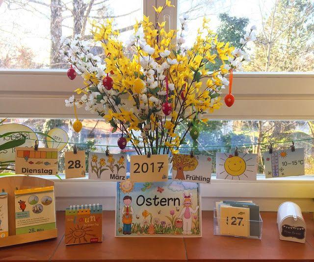 Frühling im Klassenzimmer