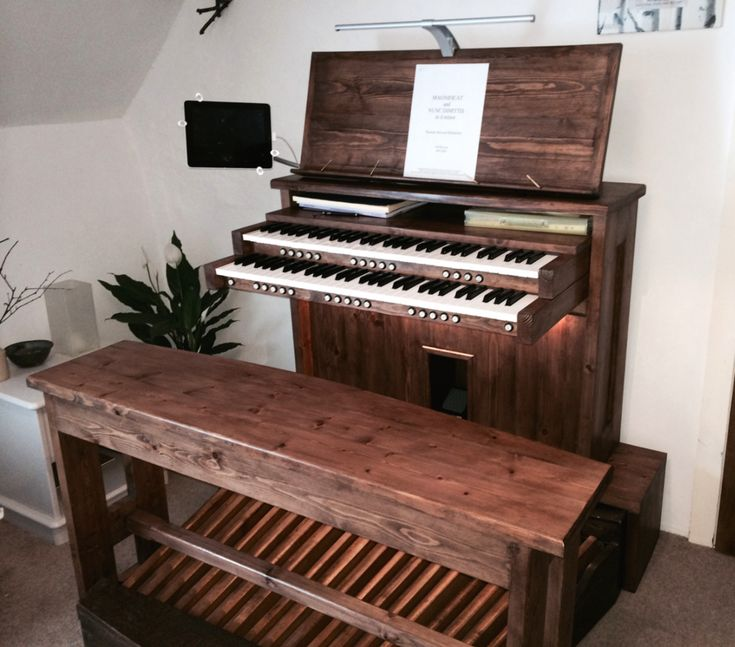 The Organ — Building a Virtual Pipe Organ