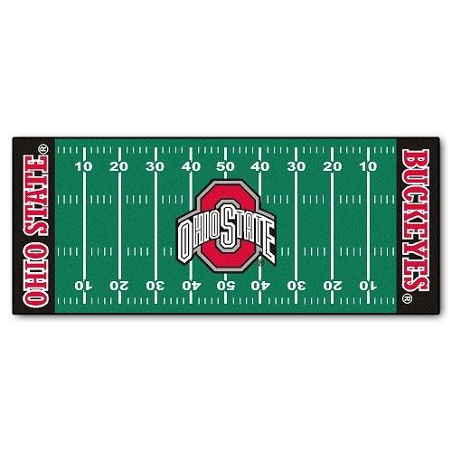 Nebraska Cornhuskers Blackshirts Football Field Runner Rug: 80 Best TOSU Home Decor Images On Pinterest