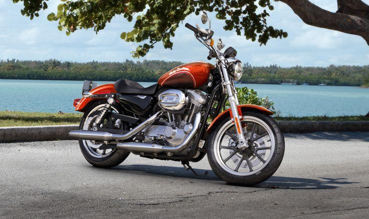 2013 Harley-Davidson® Sportster® SuperLow® Motorcycles Photos, Videos & 360°