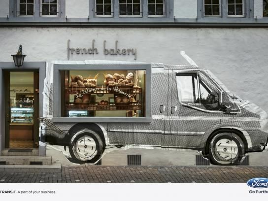 Ford:  Bakery