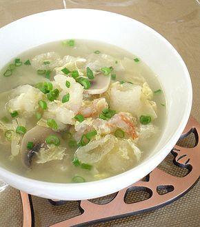 Little Corner of Mine: Fish Maw Soup (鱼肚汤)