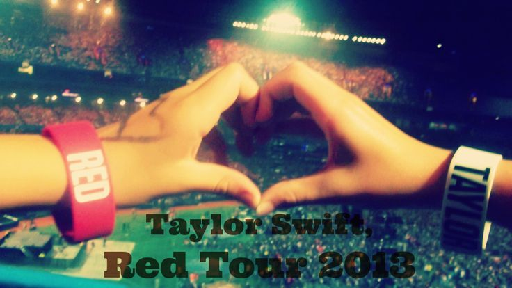 Taylor Swift, Red Tour 2013