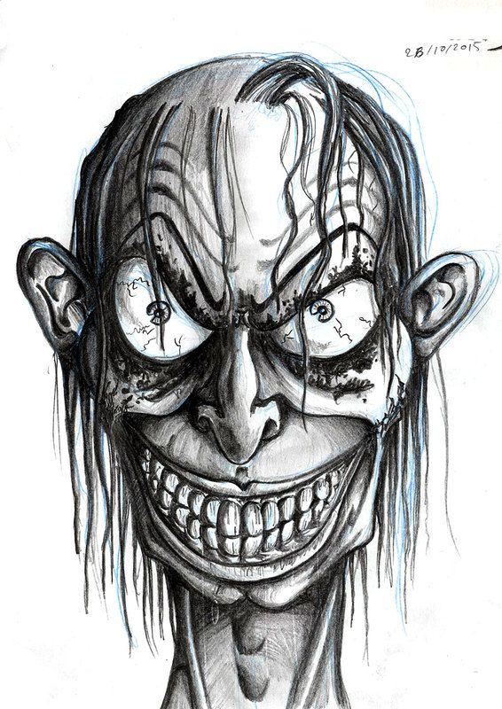 Les 25 meilleures id es de la cat gorie croquis joker sur - Le joker dessin ...