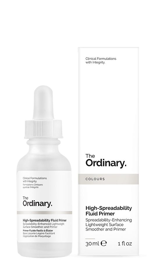 High-Spreadability Fluid Primer - 30ml