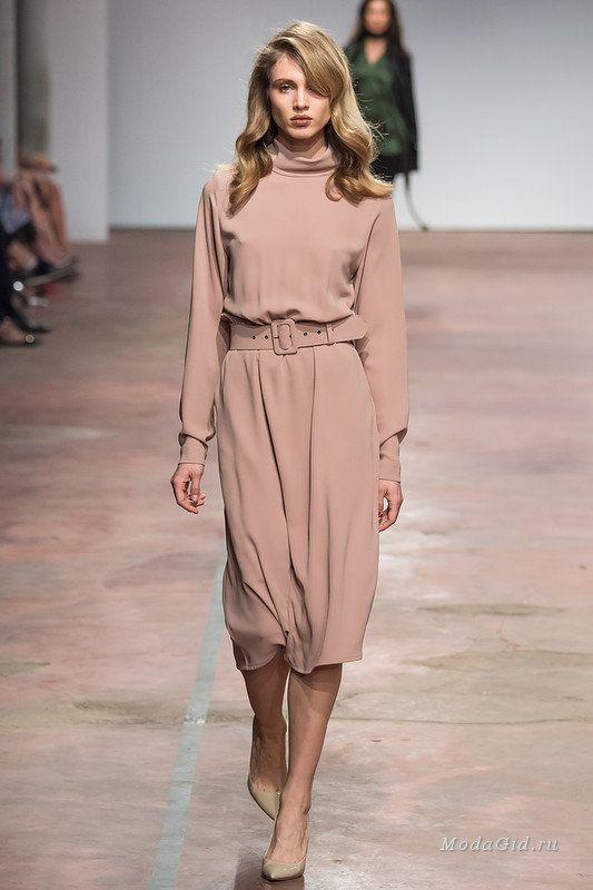 Женская мода: Alexander Terekhov, осень-зима 2016-2017