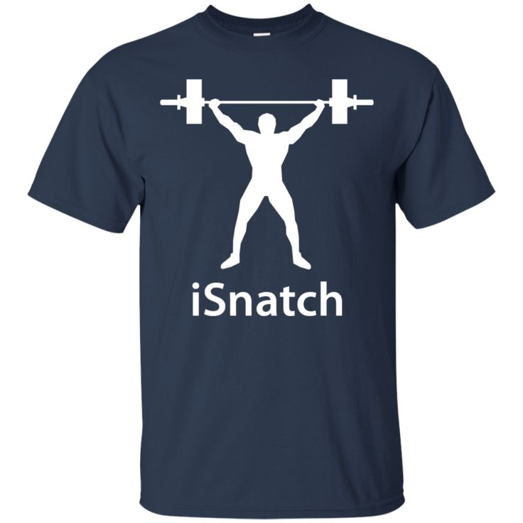 Weightlifting Shirts iSnatch T-shirts Hoodies Sweatshirts Weightlifting Shirts iSnatch T-shirts Hoodies Sweatshirts Perfect Quality for Amazing Prices! This ite