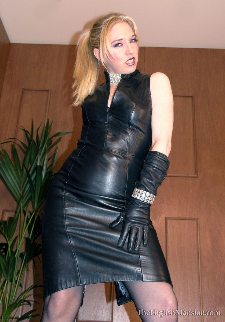 Leather opera glove milf bj 1 hd - 1 3