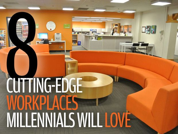 """KPMG US' innovative 'Ignition Centers' are featured in CIO Online's """"8 cutting edge workplaces that millennials will love"""" #KPMGIgnition"""