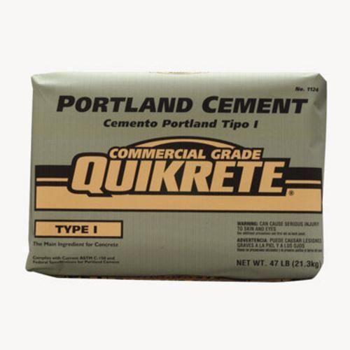 Quikrete 1124-47 Portland Cement 47 Lb.