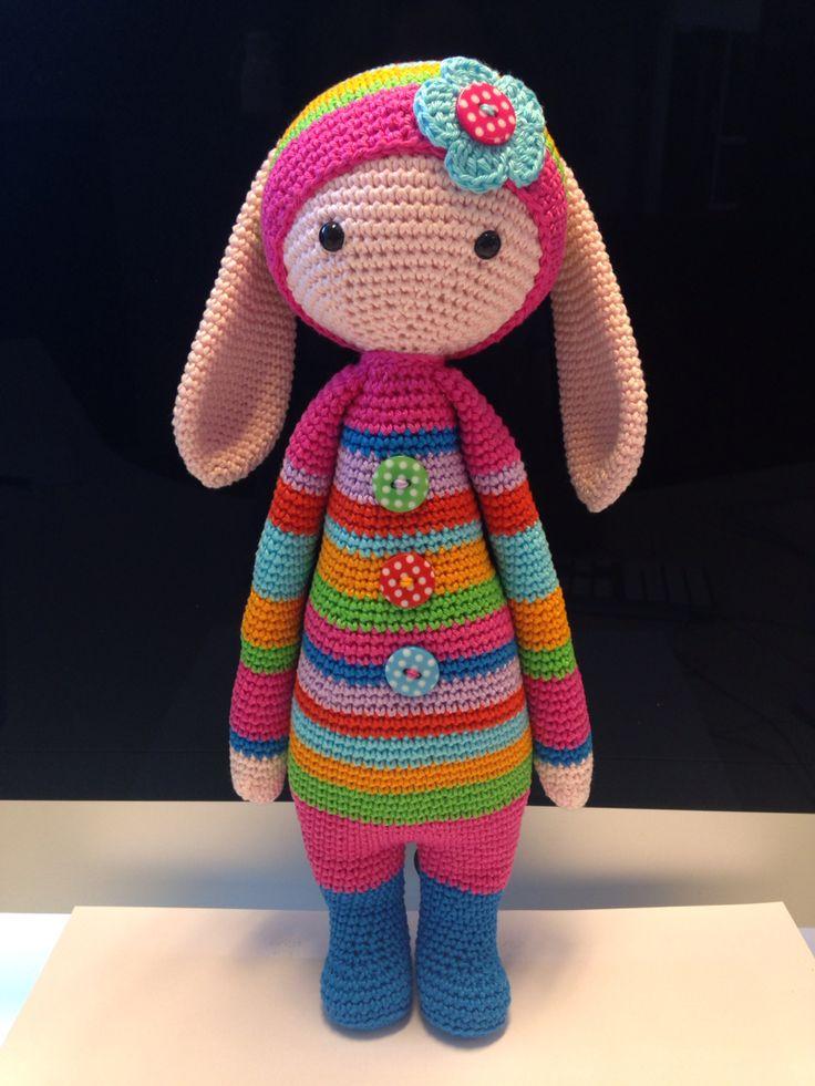 Lalylala pop gemaakt voor Sophie