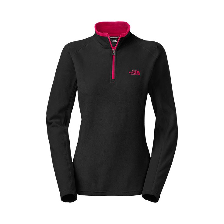 Perfect for layering during cool-weather excursions, this 100-weight classic fleece is as warm as it is soft. This lightweight and breathable jacket has a quarter zip, allowing you to ventilate during highly aerobic activities.