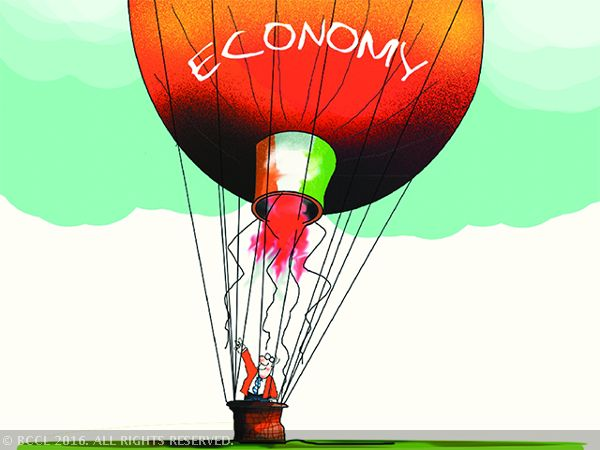 Q2 GDP growth at 7.3% but PM Modi's demonetisation clouds future outlook - The Economic Times
