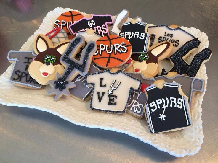 Best 25 Spurs cake ideas on Pinterest Basketball cakes San