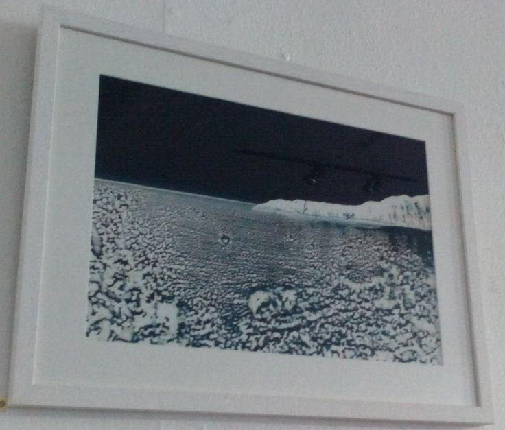 Shadowscape (blue tone 3), 2015, Photogram (1 of 1), lllford Classic Matt Fibre Based Paper, by Kate- Bowe O'Brien, €180