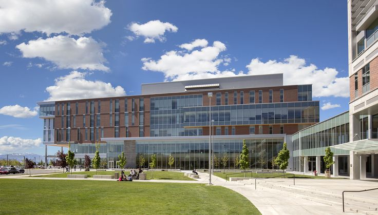 Utah Valley University | New Classroom Building