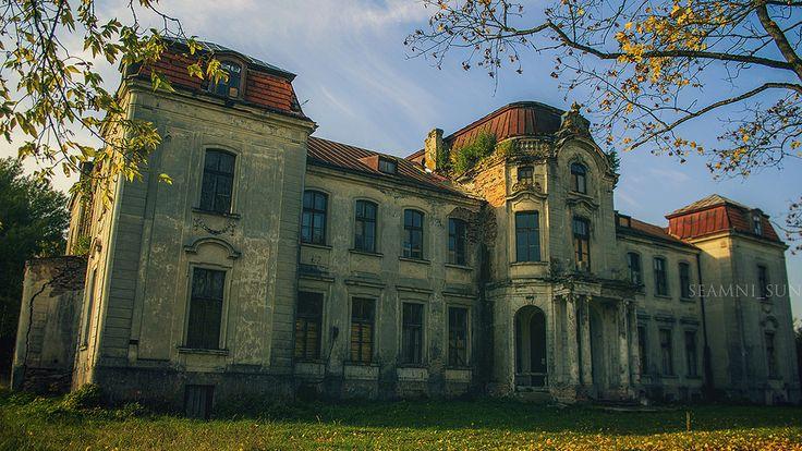 https://flic.kr/p/oPCPnD | Manor, Zheludok, Belarus