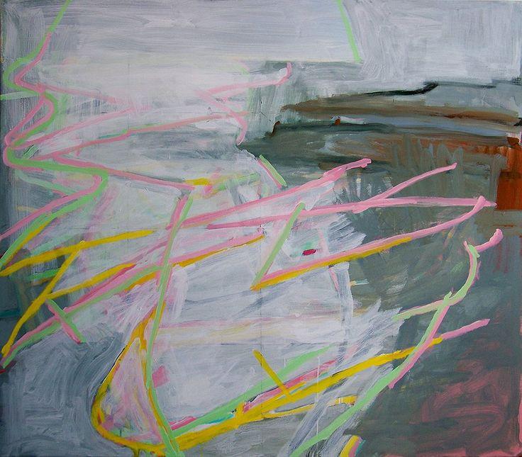 Simon Carter, Light breaking onto the sea, 2012