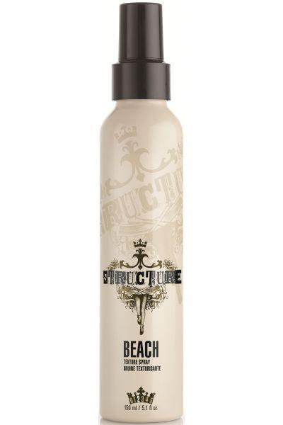 Ingen strand? Med hjælp fra Structure Beach Spray kan du  sagtens få strandhår alligevel!