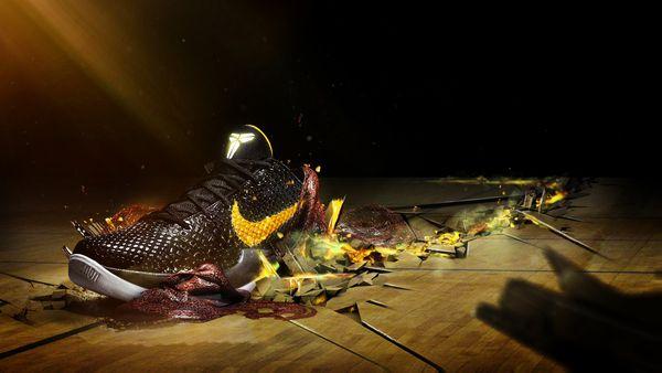 Nike Kobe VI by Jonathan Kim, via Behance