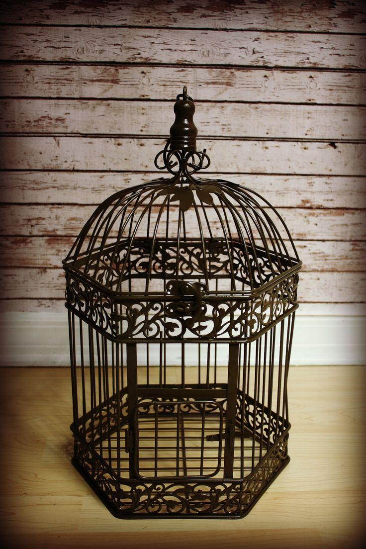 antique bird cages - Bing Images on Etsy